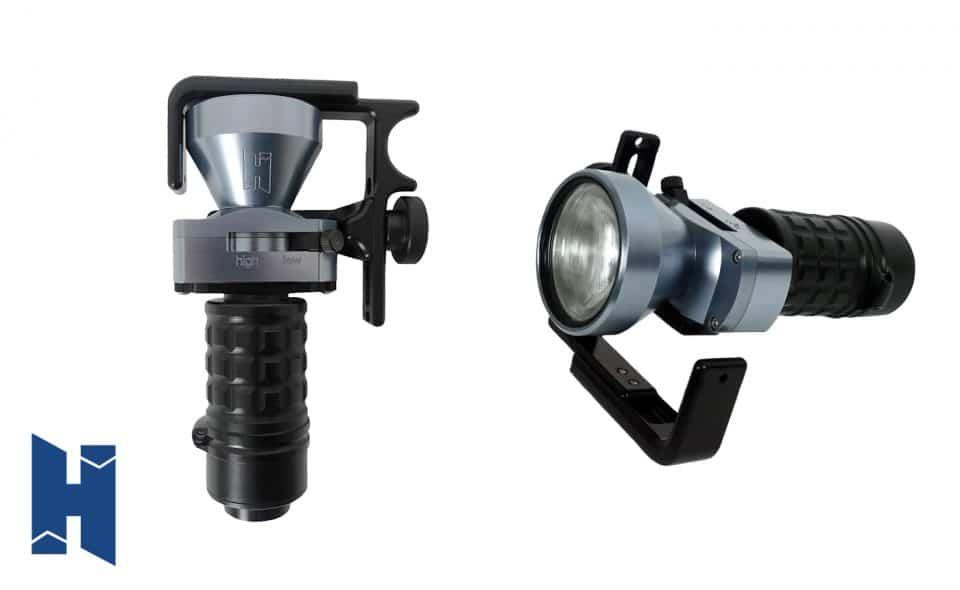 Oświetlenie nurkowe Halcyon Flare EXP divers24.pl