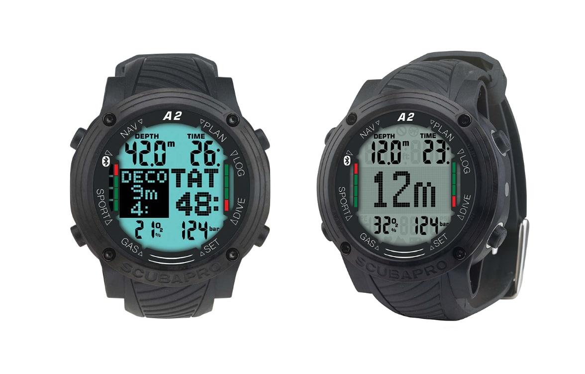 Zaawansowany komputer nurkowy Scubapro divers24.pl