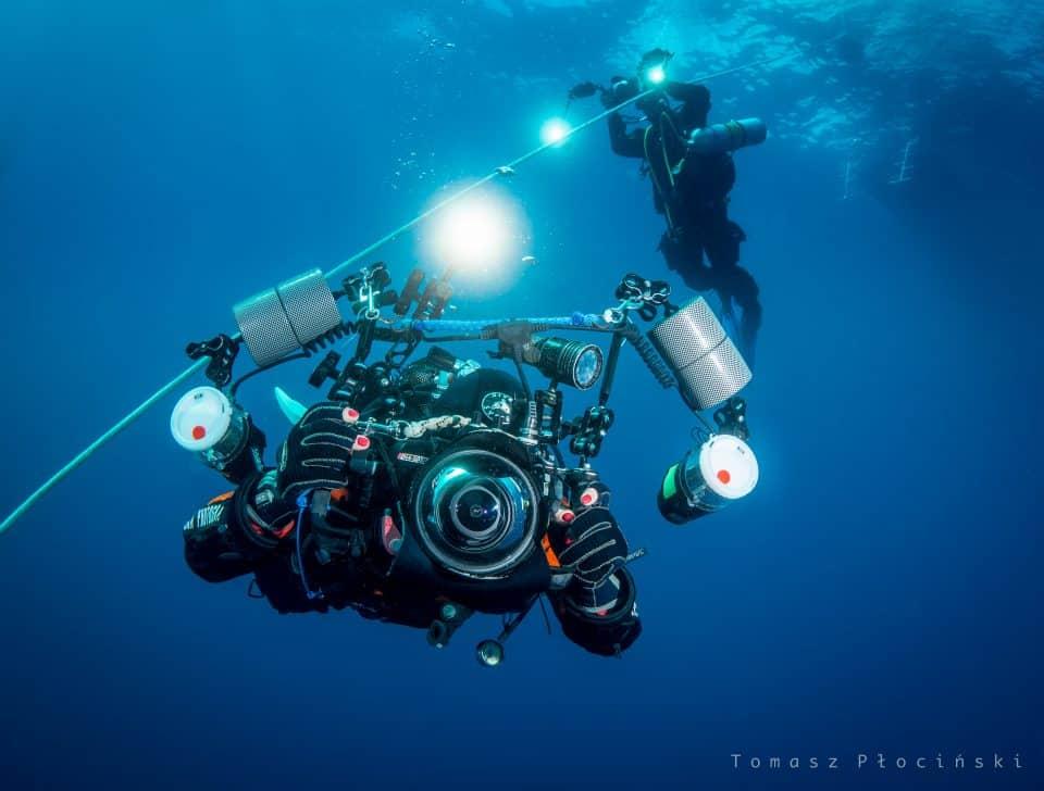 Zlot fotografów i filmowców podwodnych Chorwacja
