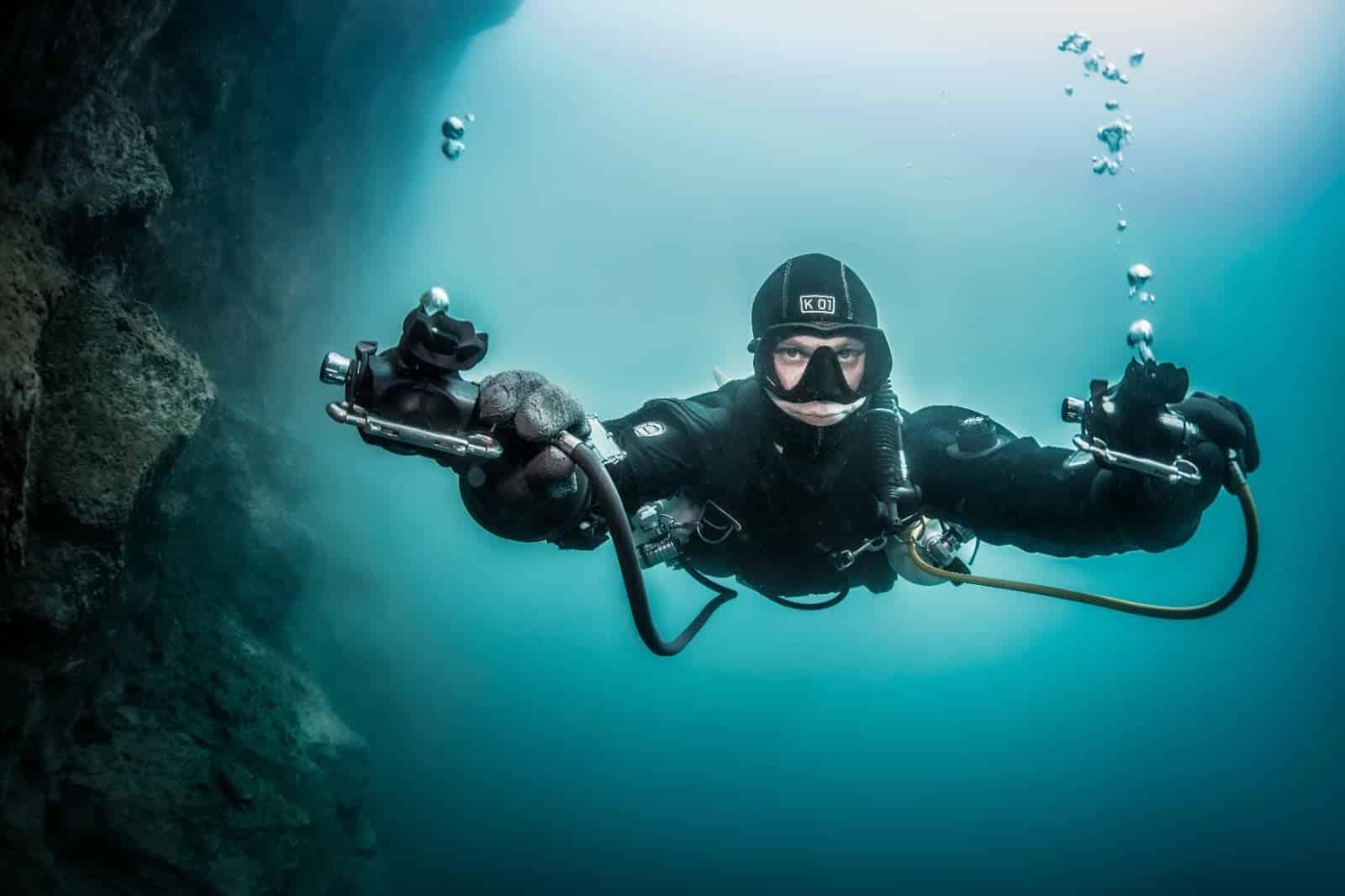 Nurkowanie demo days Koparki 2020 divers24.pl