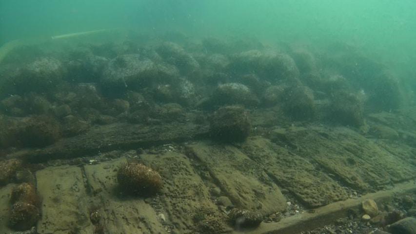 Delmenhorst XVII wieczny duński wrak divers24.pl