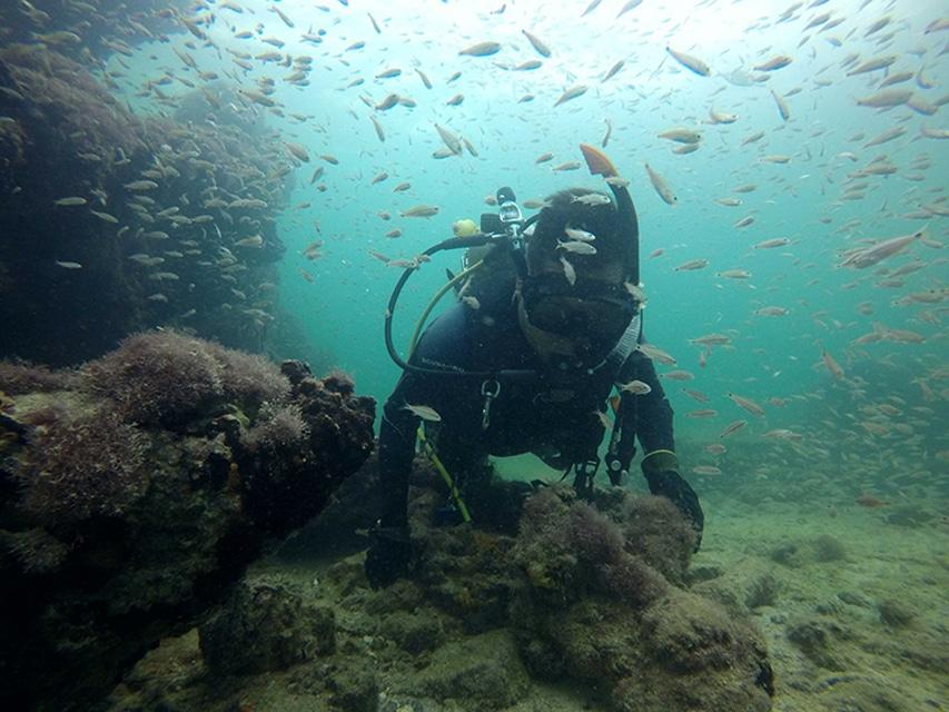Archeolodzy INAH wrak La Union divers24.pl