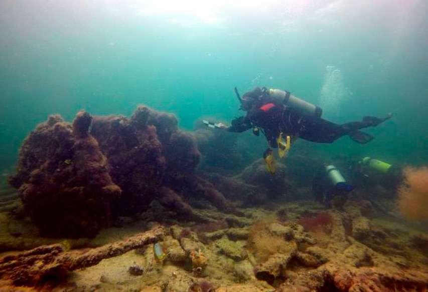 La Union parowiec handlarzy niewolników Majów divers24.pl