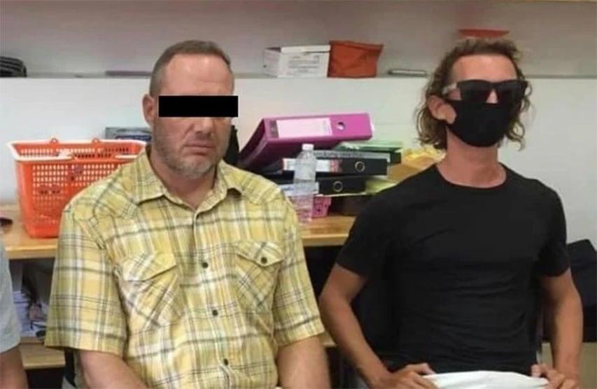 Holender i Węgier aresztowani w Tajlandii divers24.pl