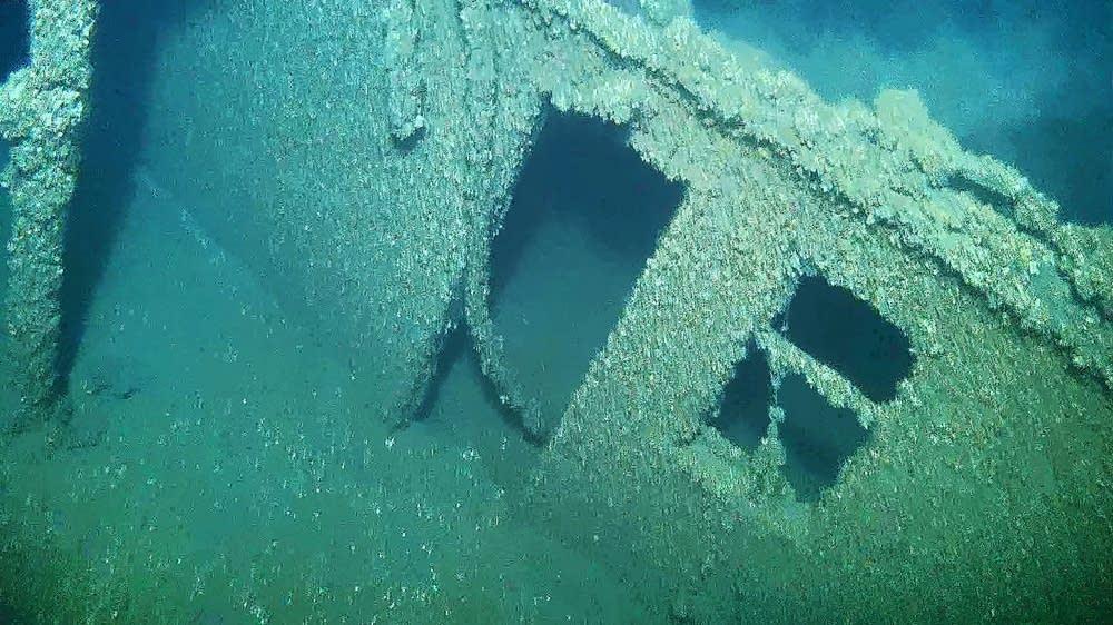 wrak parowca Per Marquette divers24.pl