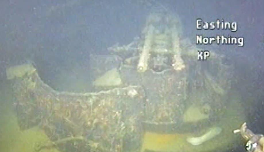 Działą niemieckiego krążownika Karlsruhe divers24.pl