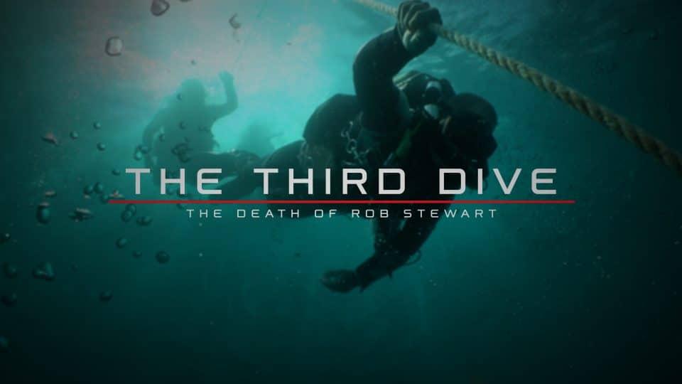 Film dokumentalny the third dive rob steward divers24.pl