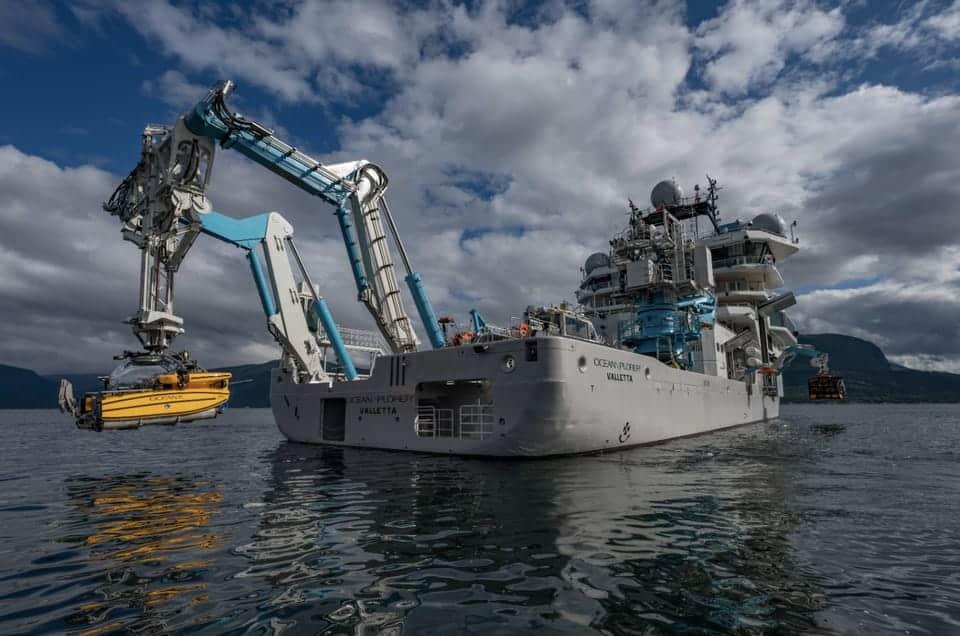 Pojazd badawczy OceanXplorer divers24.pl