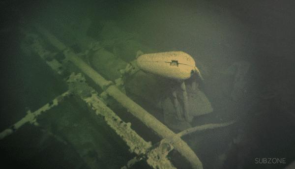 Nurkowanie na Wrak HMS Cassandra SubZone divers24.pl
