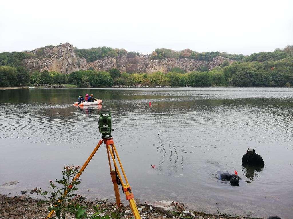 Archeolodzy pracujący na Bornholmie divers24.pl