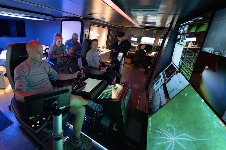 Zespół badawczy OceanXplorer divers24.pl