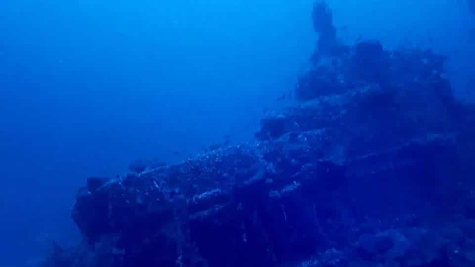 okręt Ariane I WŚ Tunezja