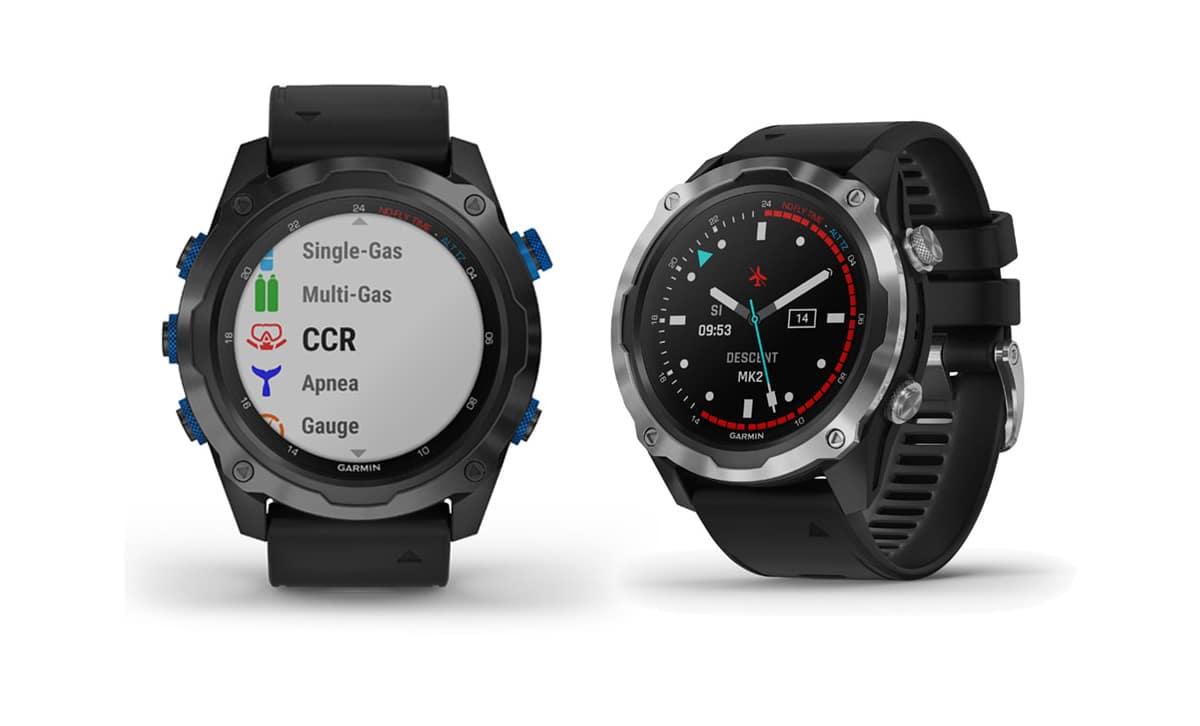 Komputer zegarkowy Garmin MK2