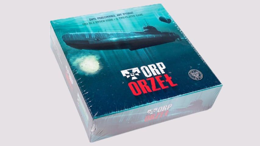 ORP Orzeł gra planszowa