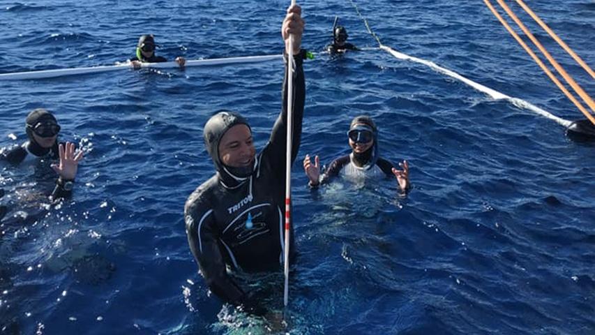 Walid Boudhiaf rekord świata VWT