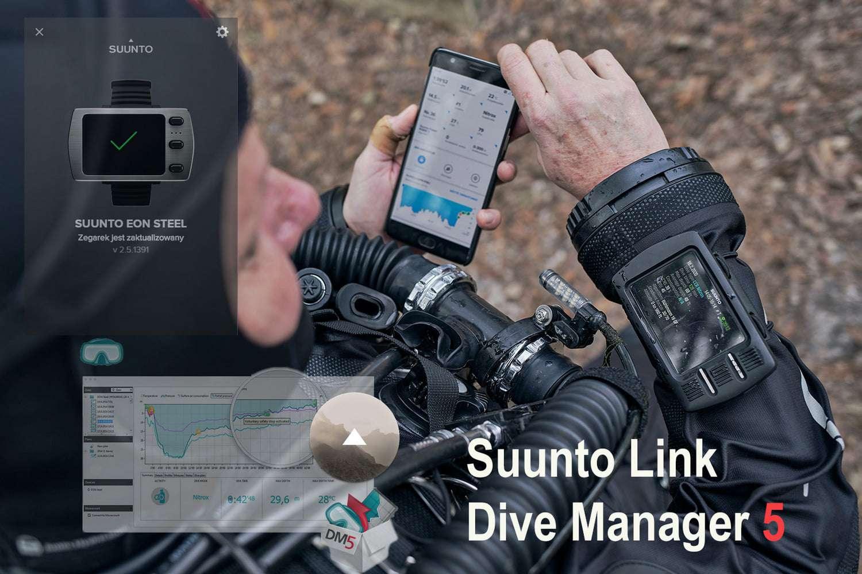 Suunto Link Dive Manager 5