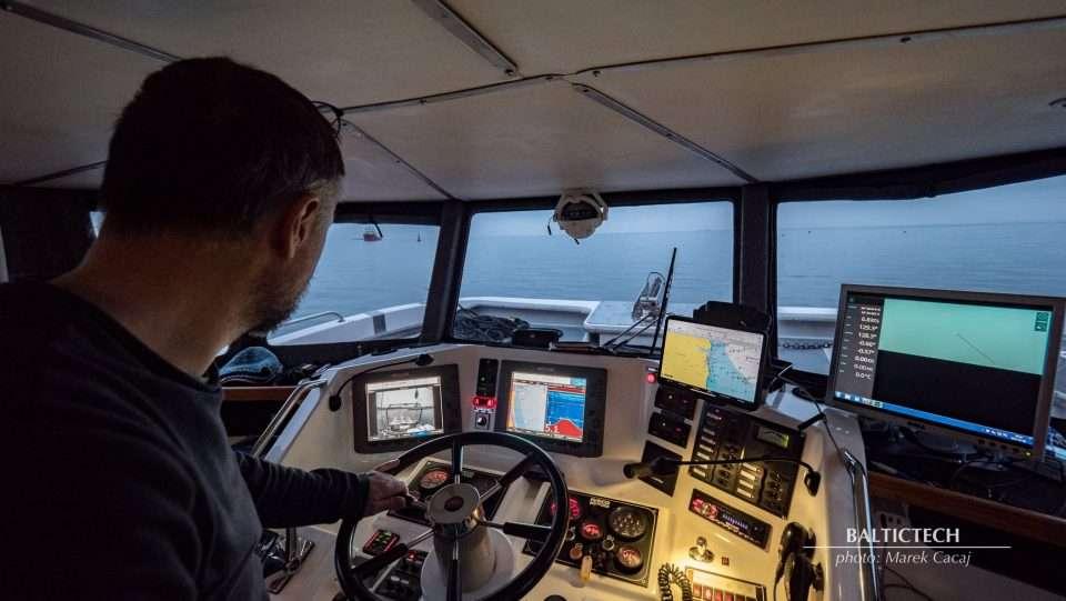 Baltictech poszukiwanie wraków Morze Bałtyckie