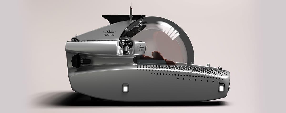 pojazd Triton Subs