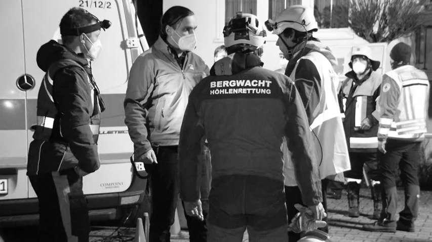 służby ratownicze Niemcy