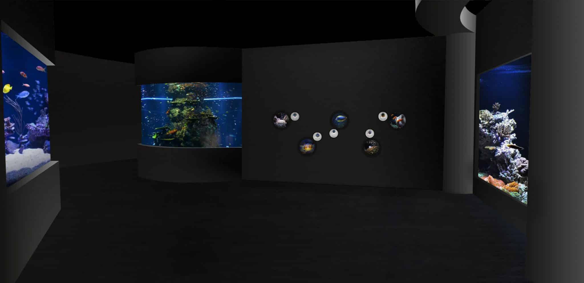 Wizualizacja Akwarium Gdynia rozbudowa
