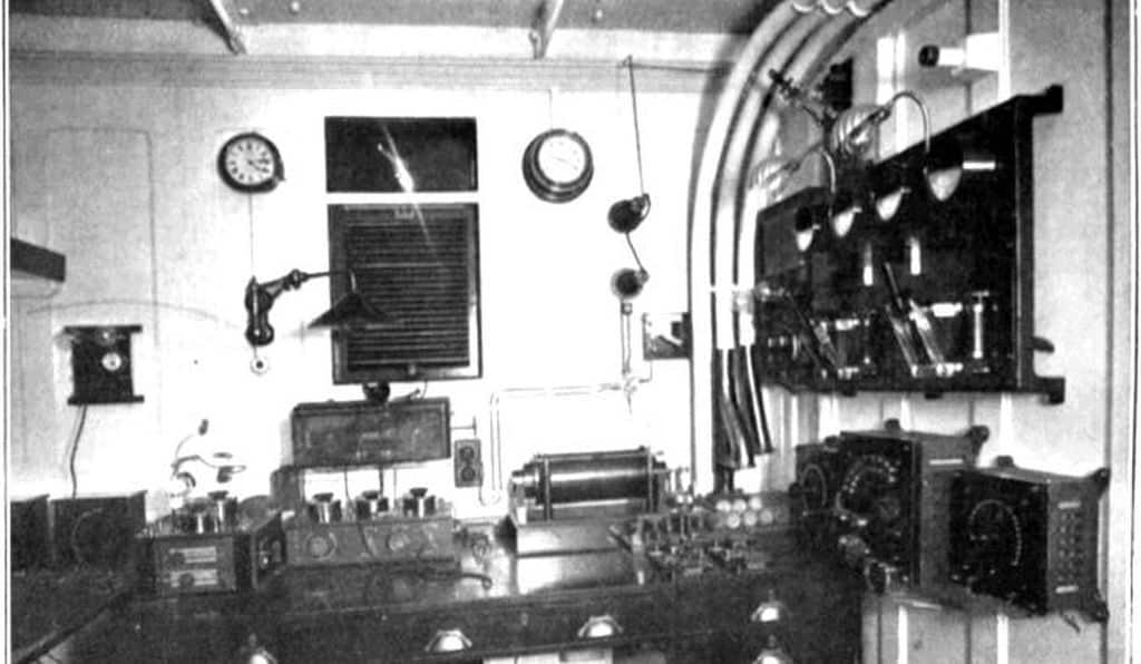 pokój telegraficzny Marconiego