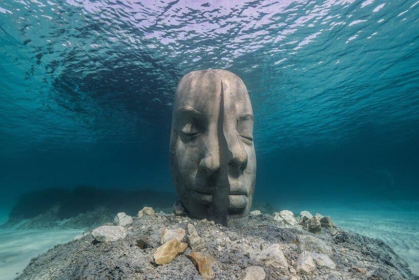 podwodne muzeum rzeźb cannes