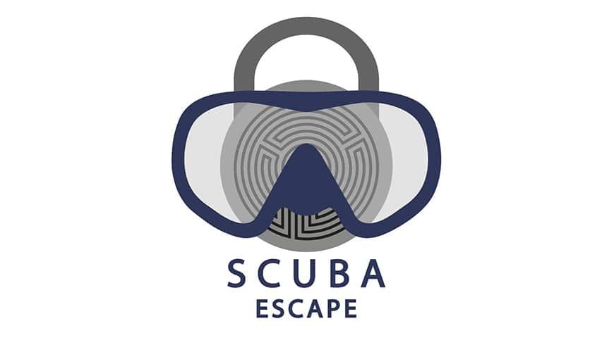 Podwodny escape room dla nurków