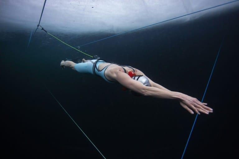 rekord świata dnf 103 m Johanna Nordblad