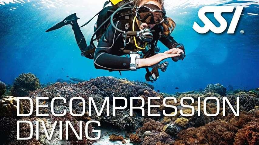 nurkowanie dekompresyjne nowe szkolenie SSI