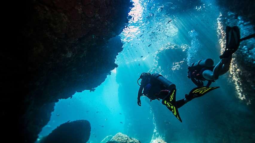 PADI Dive Guides - informacja prasowa