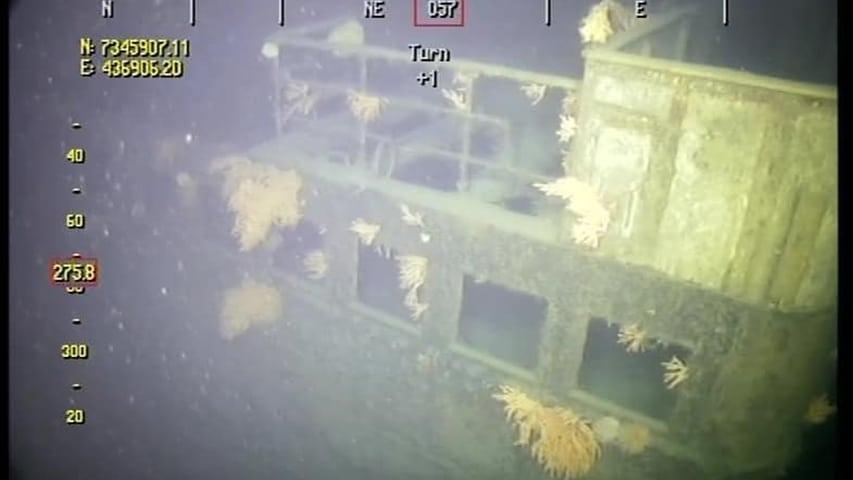 parowiec SS Nordnorge