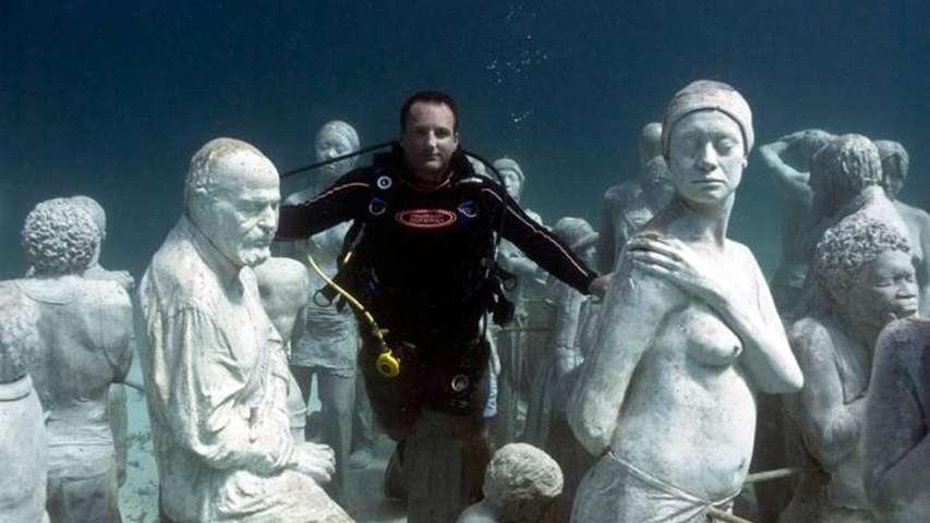 Muzeum zatopionych rzeźb w Ayia Napa
