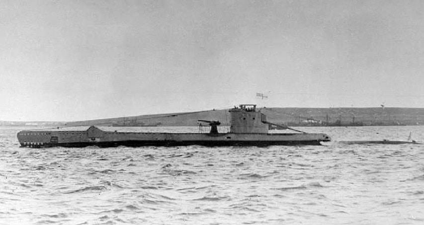 nowe nagrania wraku HMS Urge