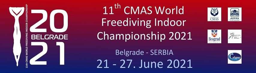 CMAS World Freediving Championships Belgrad