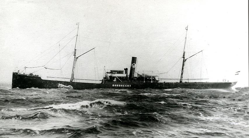 Statek Dordrecht