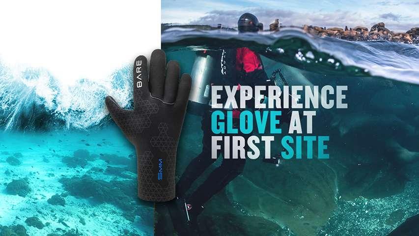 rękawice BARE S-Flex