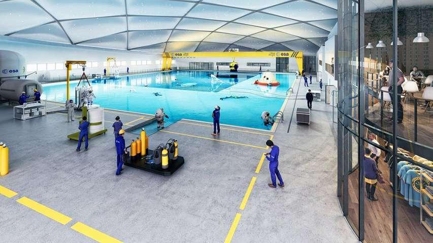 najgłębszy basen na świecie wizualizacja