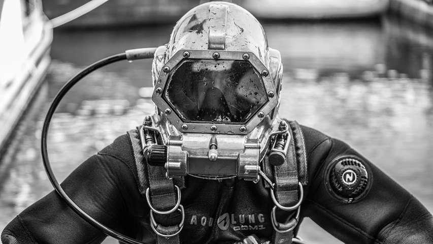 helm nurkowy G2000SS