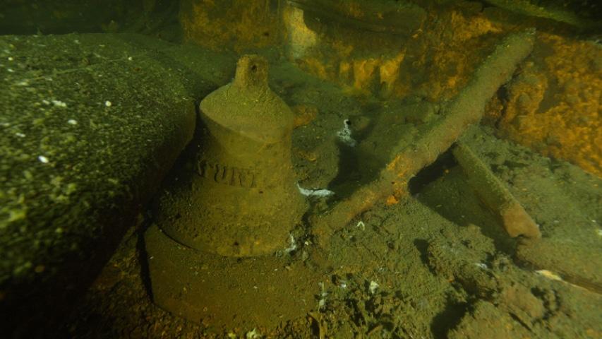 Baltictech odnalazł wrak SS Frankfurt