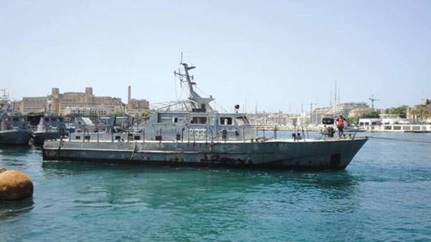 Patrol Boat P33