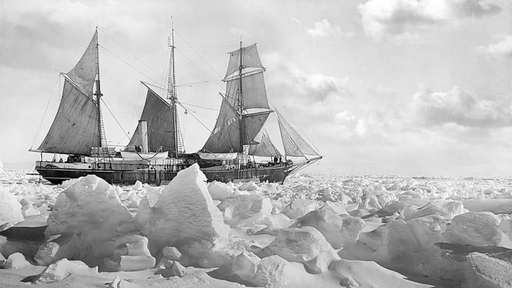 zaginiony statek badawczy Endurance