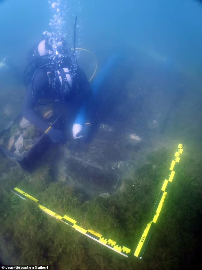 Na Karaibach odnaleziono wrak francuskiego okrętu Beaumont