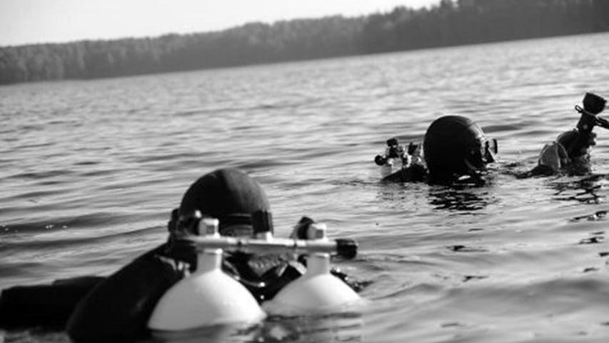 wypadek nurkowy na jeziorze hańcza
