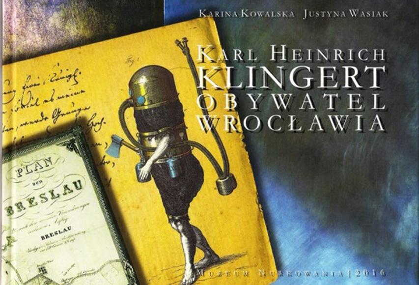 Karl Klingert Obywatel Wrocławia okładka
