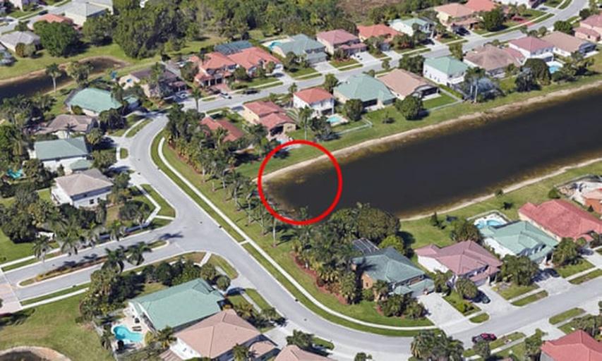 zdjęcie satelitarne w Google Earth