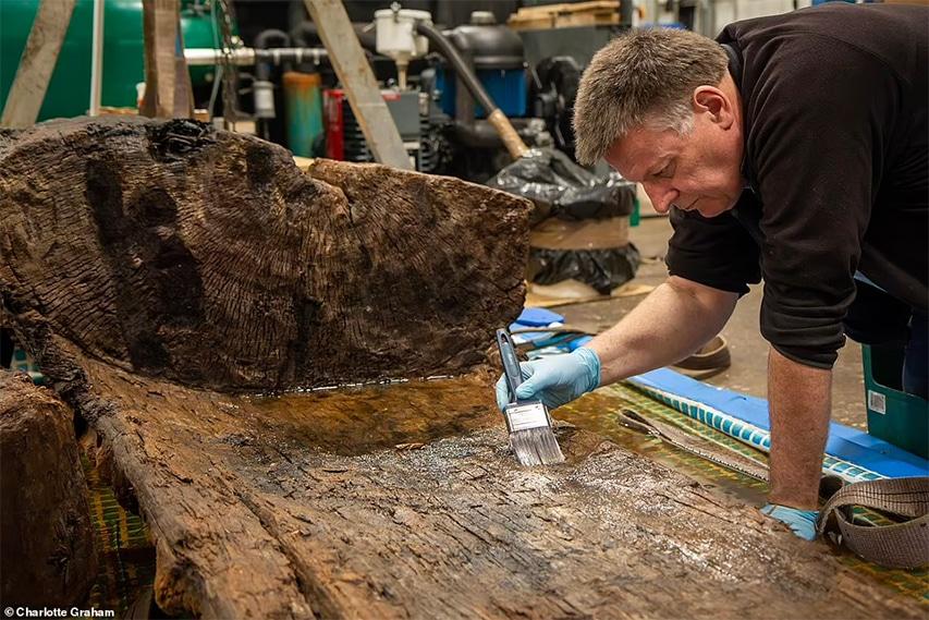 trumna sprzed 4000 lat