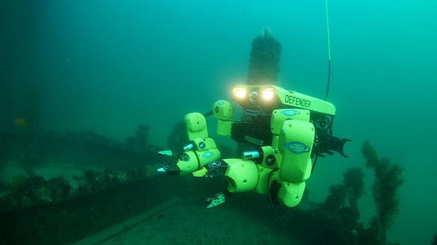 Robot M2NS