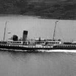 trałowiec HMS Mercury