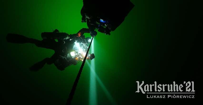 Relacja z ekspedycji Karlsruhe 2021 - eksploracja ładowni