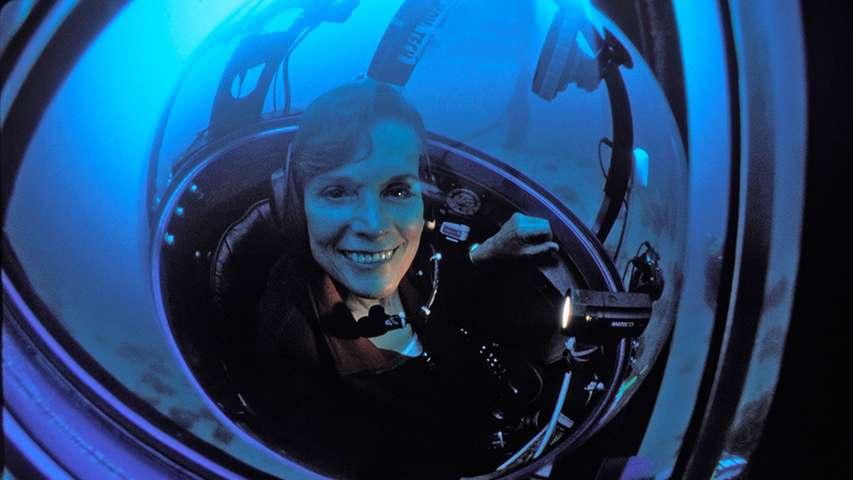 Sylvia Earl o zagrożeniach górnictwa głębinowego